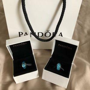Pandora Murano Glass Beads - Retired